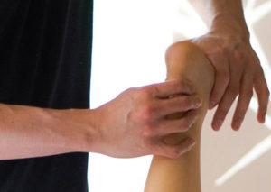 Sports Massage: Leg